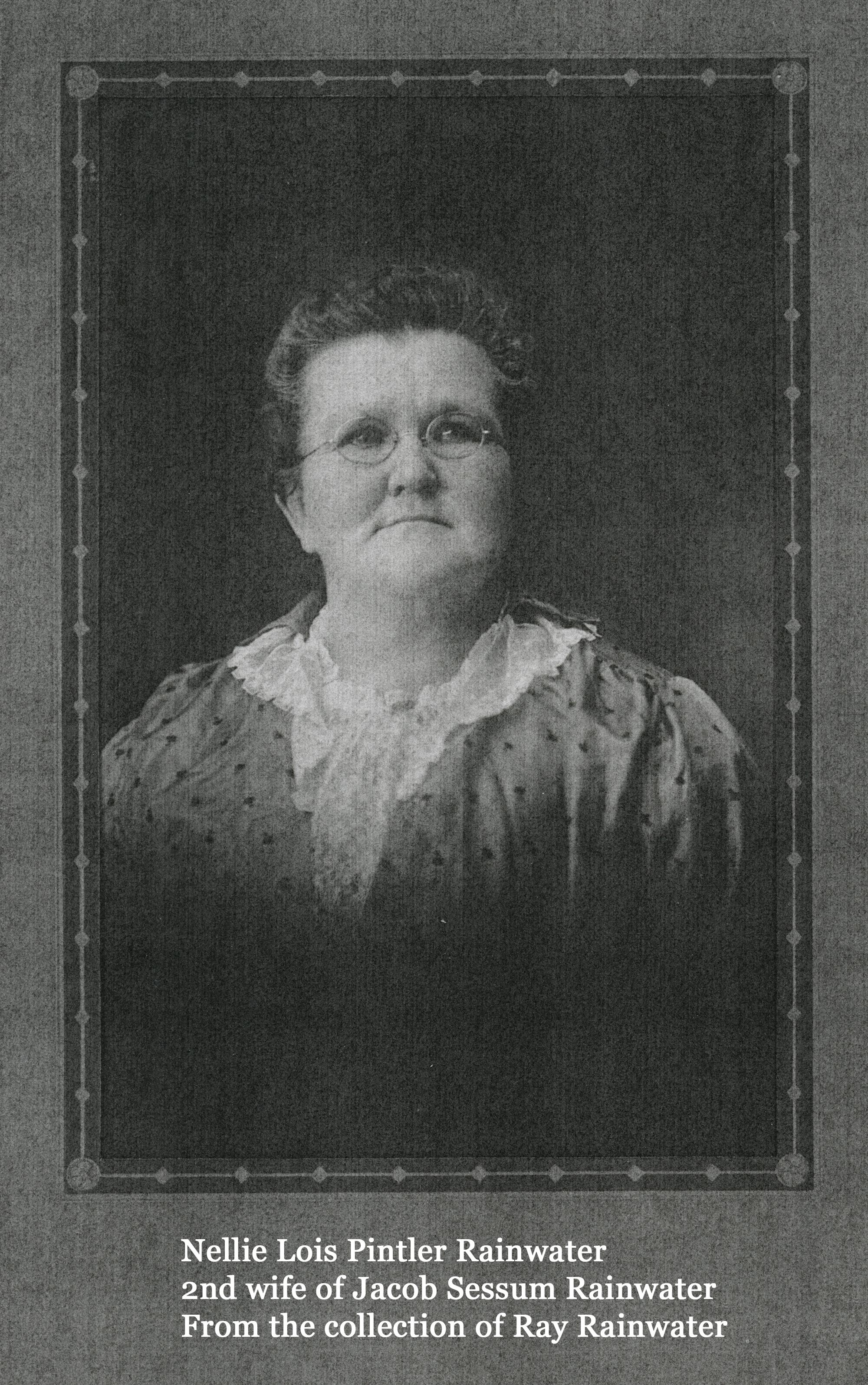 Rainwater Genealogy Source Documents